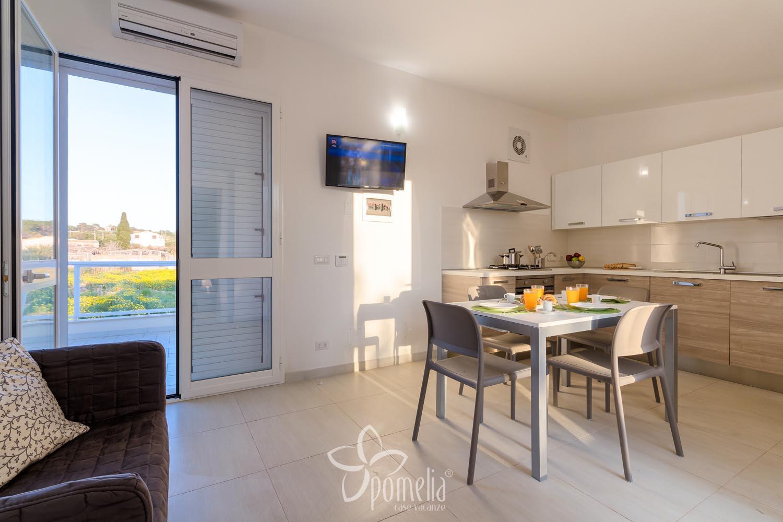 Casa vacanze Hibiscus, in resort con piscina a Punta Secca